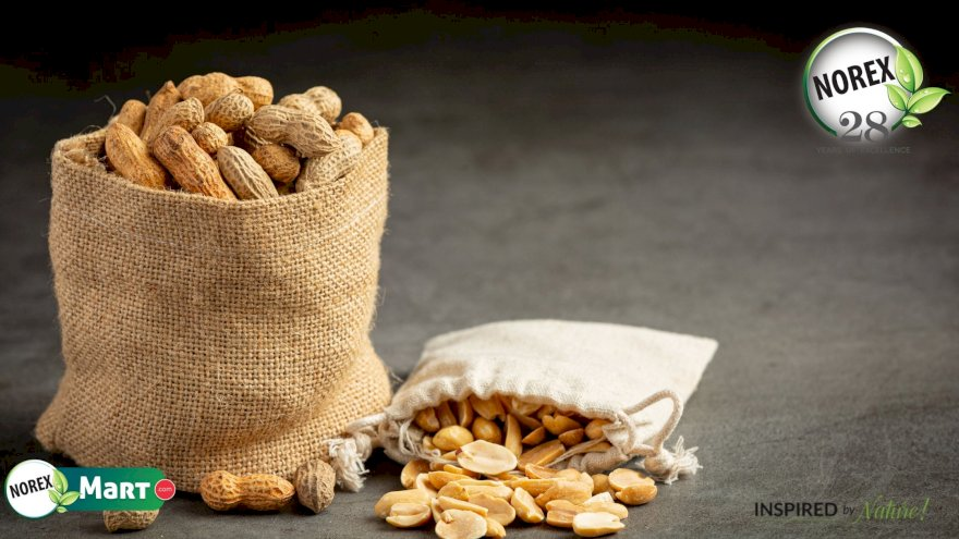 AMAZING REASONS TO HAVE A BOWLFUL OF PEANUTS